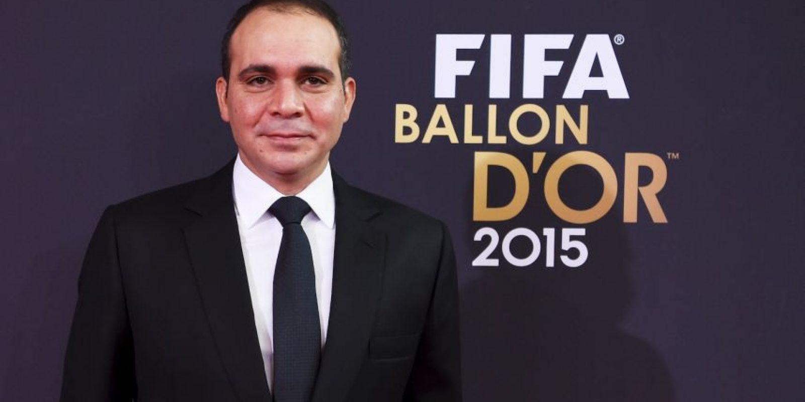 El último opositor de Joseph Blatter, de nueva cuenta no parte como favorito Foto:Getty Images