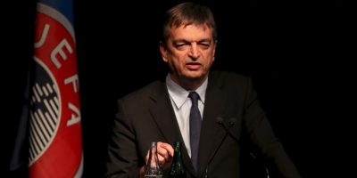 Dirigente de la FIFA hasta 2010; tiene 57 años Foto:Getty Images