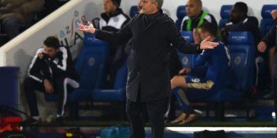 Parecía que José Mourinho tenía un nuevo problema Foto:Getty Images