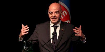 Gianni Infantino obtuvo 88 votos Foto:Getty Images