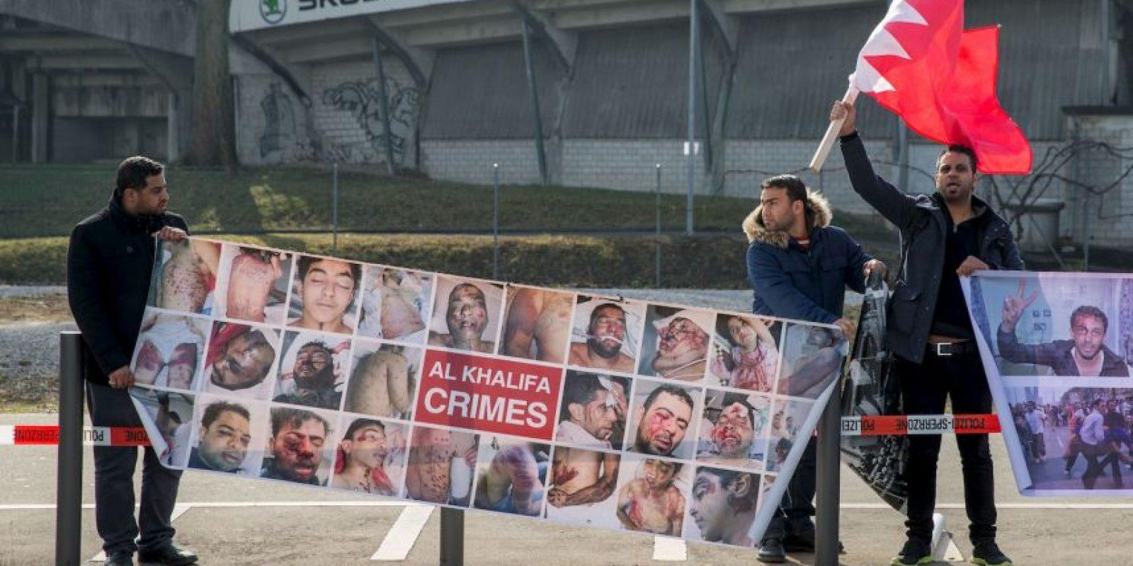 Pero se le acusa de perseguir y torturar a deportista en su país Foto:Getty Images