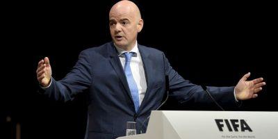 Sucede en el cargo al polémico Joseph Blatter Foto:Getty Images