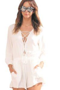 2- Vestimenta adecuada. Use ropa de color claro que cubra la mayor parte del cuerpo. Foto:Fuente Externa