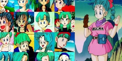 Bulma cambia 17 veces de peinado a lo largo de la serie. Foto:Toei