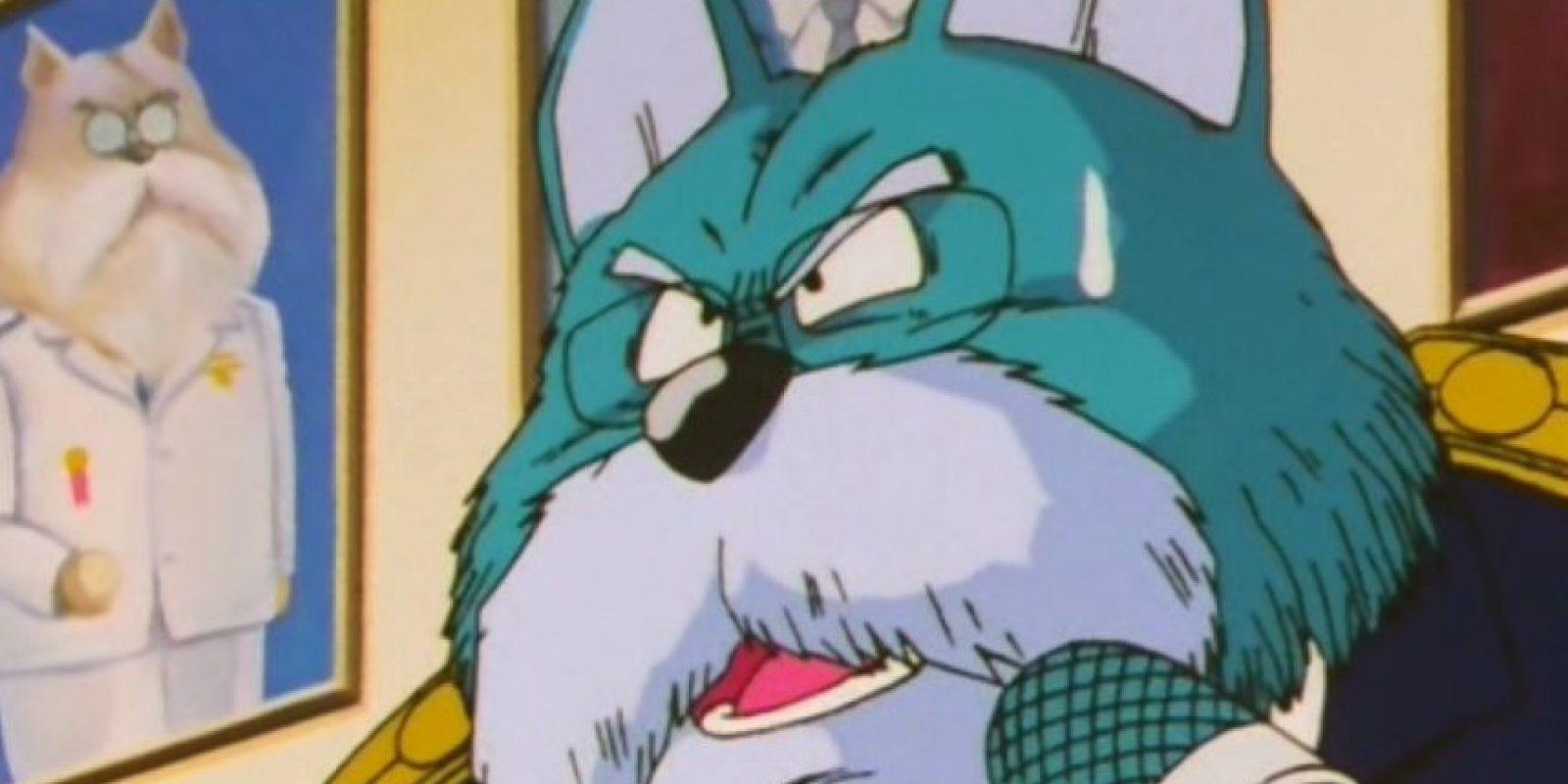 Aparece en la batalla contra Piccolo Dai Maku. Foto:vía Toei
