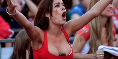La paraguaya deslumbró con este tipo de atuendos Foto:instagram.com/larissariquelme_imperio