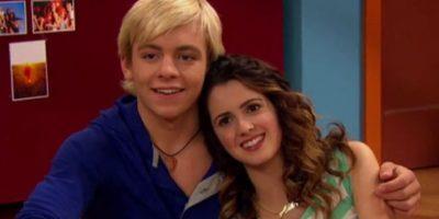 En la que Austin, extrovertido, complementaba el talento de Ally, talentosa pero tímida. Foto:vía Disney
