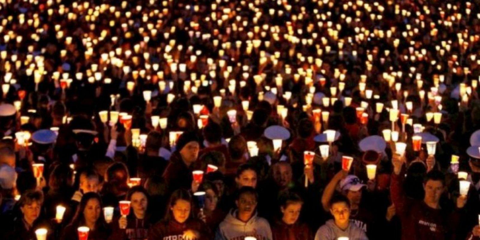 Virgina – 16 de abril de 2007. Foto:Getty Images