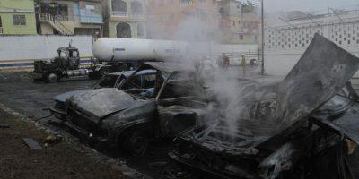 Muere otro de los afectados por explosión de gas en envasadora de Los Ríos
