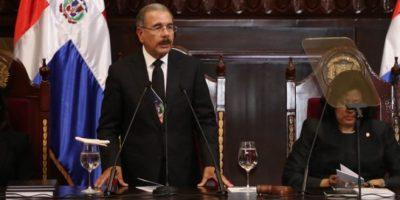 """Presidente Medina: """"Bahía de las Águilas ha sido finalmente liberada"""""""