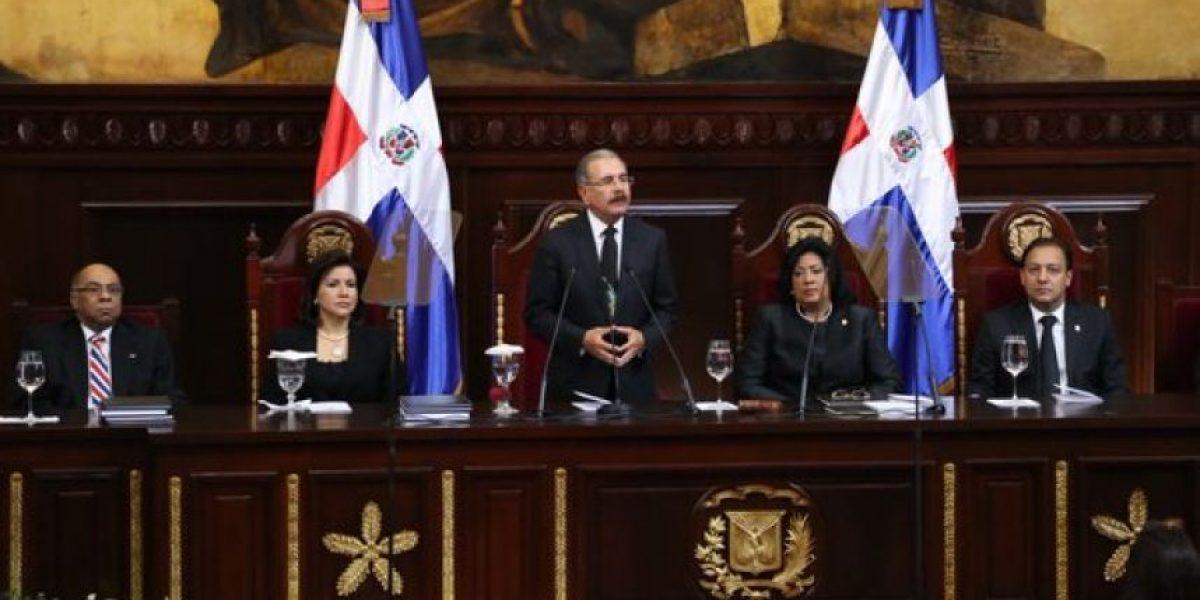 Discurso íntegro pronunciado por el presidente Medina en su rendición de cuentas