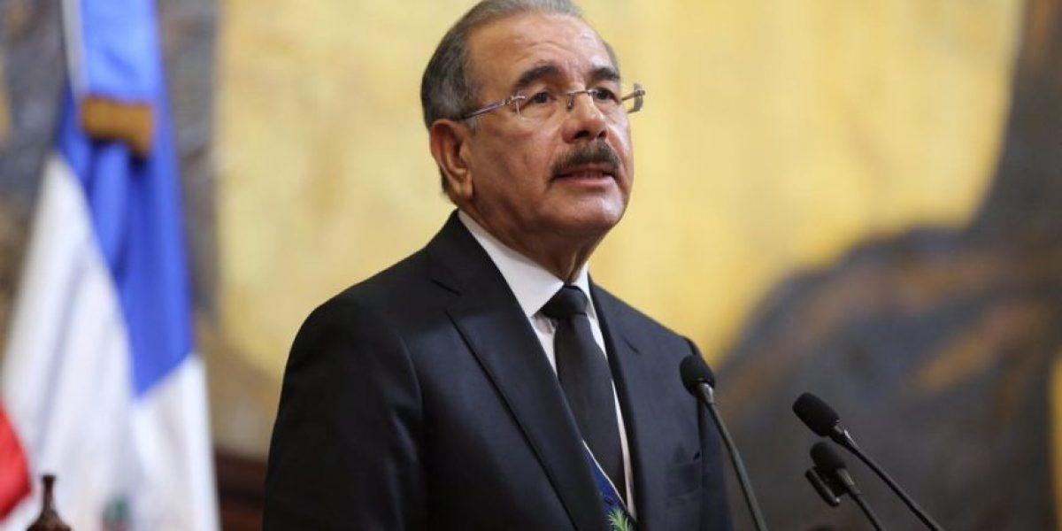 Medina afirma que la criminalidad es el delito más grave a combatir