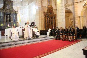 Tedeum en la catedral Foto:@PresidenciaRD
