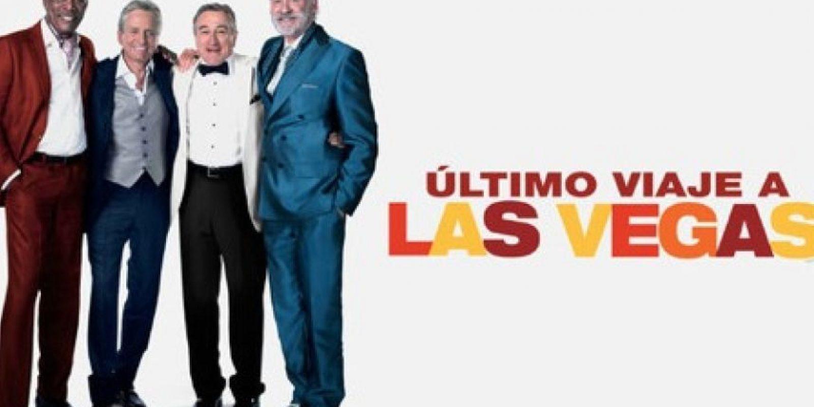 """""""Último viaje a Las Vegas"""" – Disponible a partir del 19 de marzo."""