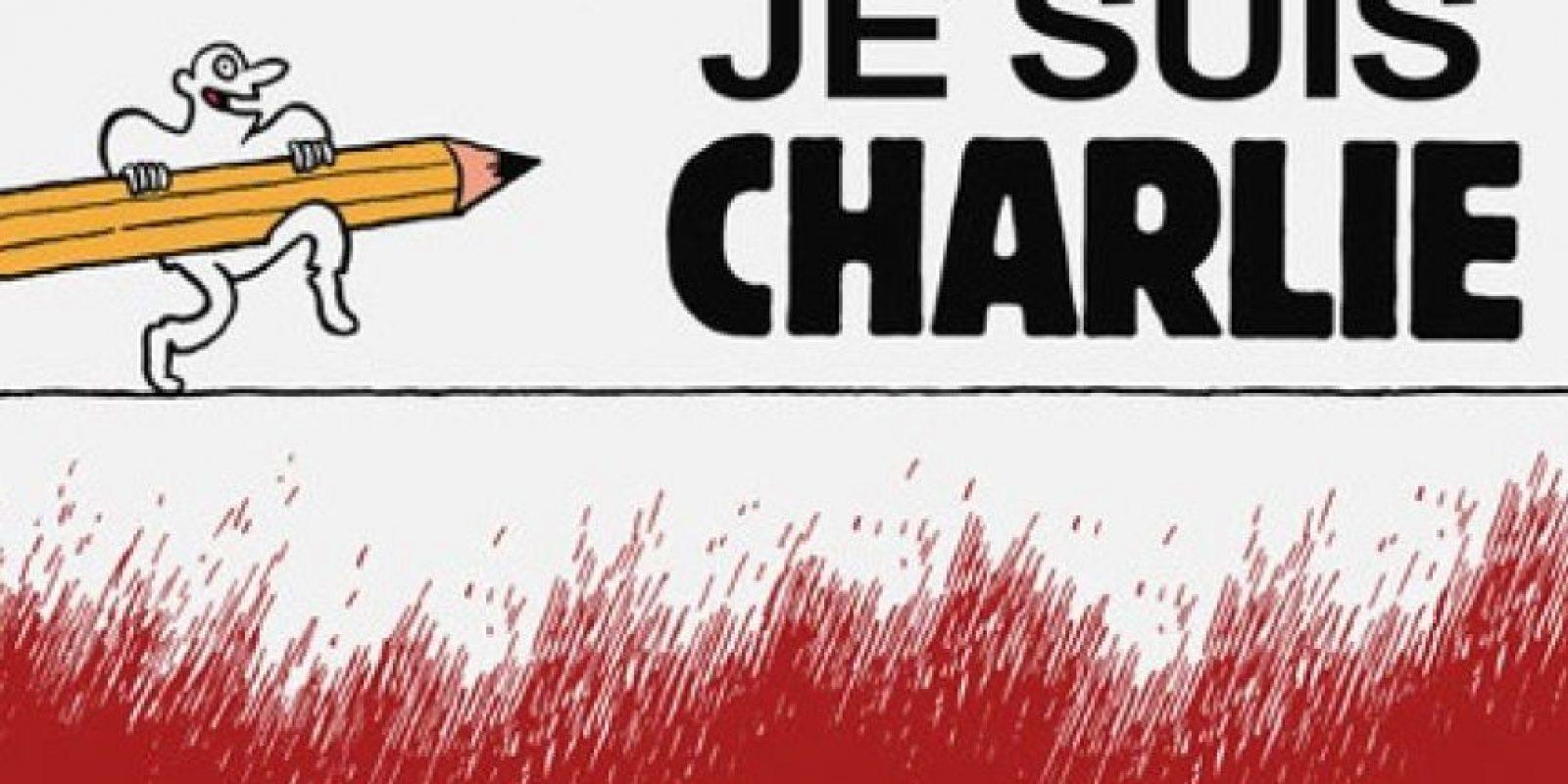 """Je Suis Charlie"" – Disponible a partir del 1 de marzo."