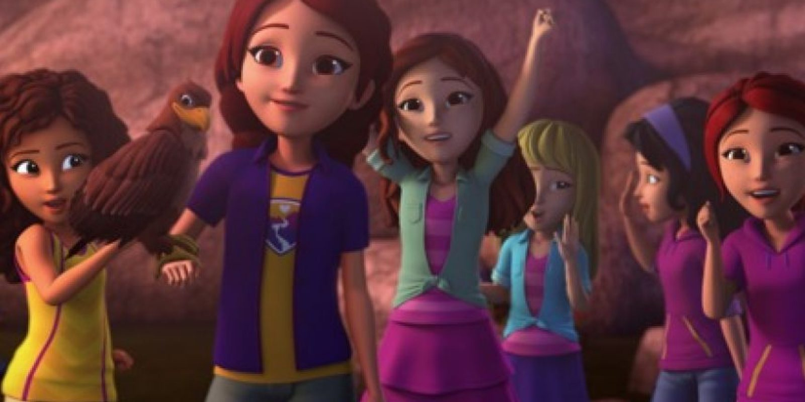 """LEGO FRIENDS"" The Power of Friendship"" temporada 1 – Disponible a partir del 4 de marzo."