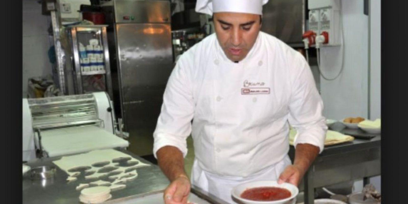 4. Ayudante de cocinero y preparador de comida Foto:italiafastfood.com