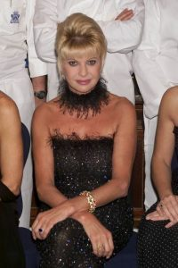 Una exmodelo de 67 años Foto:Getty Images