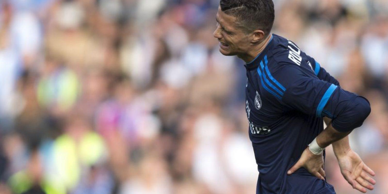 """""""No quiero menospreciar a nadie, a ningún compañero, pero cuando no están los mejores: Bale, Benzema… La Liga está prácticamente perdida"""" Foto:Getty Images"""