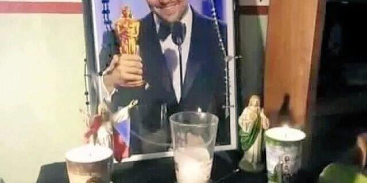 Oscar 2016: Los mejores gifs de Leonardo DiCaprio en las redes sociales