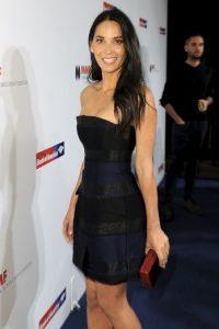 Además de actuar, es una modelo, presentadora y escritora. Foto:Getty Images