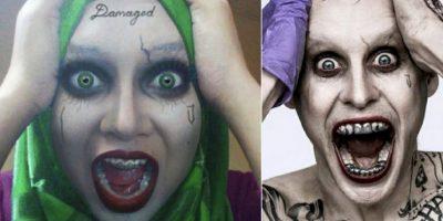 Fotos: Ella solo usa un hijab y maquillaje para ser toda una princesa