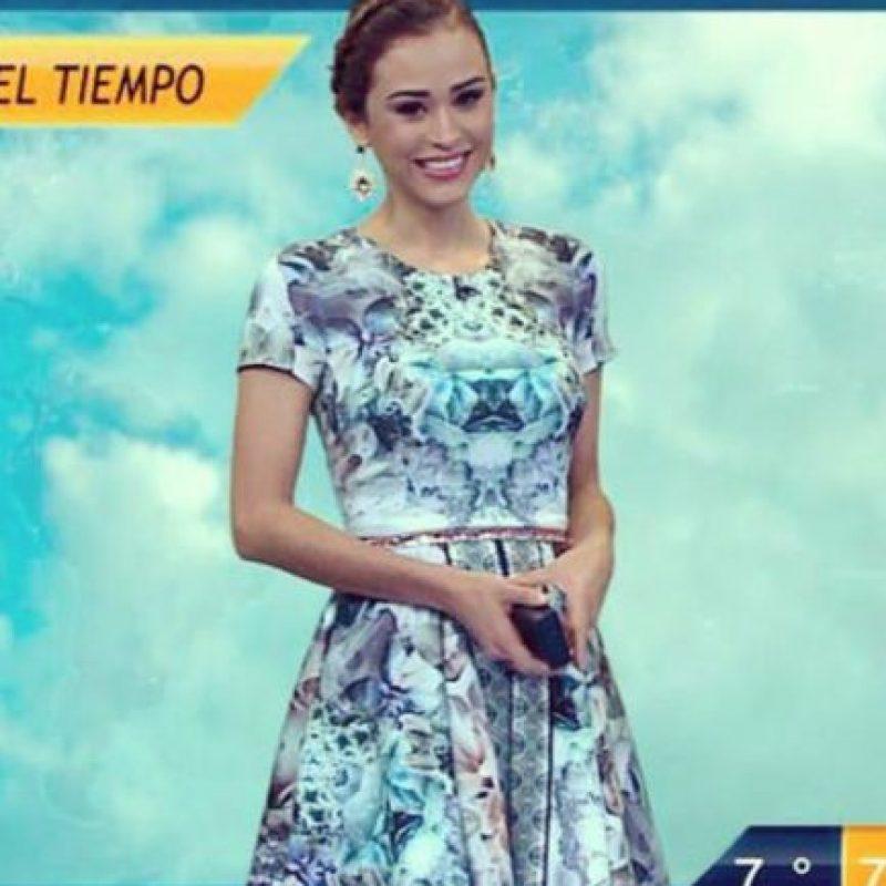 Yanet García trabaja en Televisa Monterrey y se hizo famosa por su belleza. Foto:vía acebook.com/yanetgarciapaginaoficial