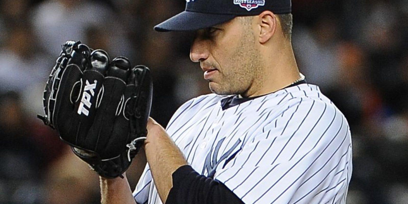 10- Andy Pettite. La camiseta a rayas de los Yankees parece ser una motivación extra para Ortiz, quien castigó a uno de los lanzadores insignia de New York, como lo es este pitcher zurdo. El dominicano le soltó 24 incogibles en 70 turnos, promediando .343 en esos intercambios, con ocho dobles y un cuadrangular. Sus 14 producidas frente a Pettitte es la cuarta mayor cantidad ante un lanzador de liga mayor. Foto:Archivo