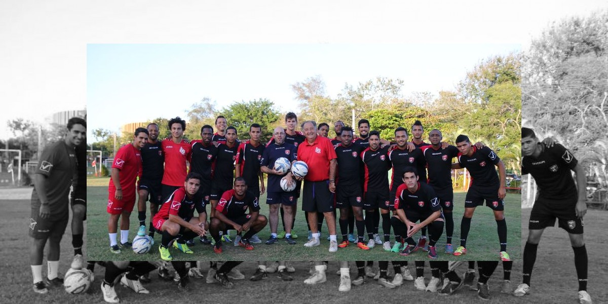 Bauger FC visitado por español Manuel Torres Núñez