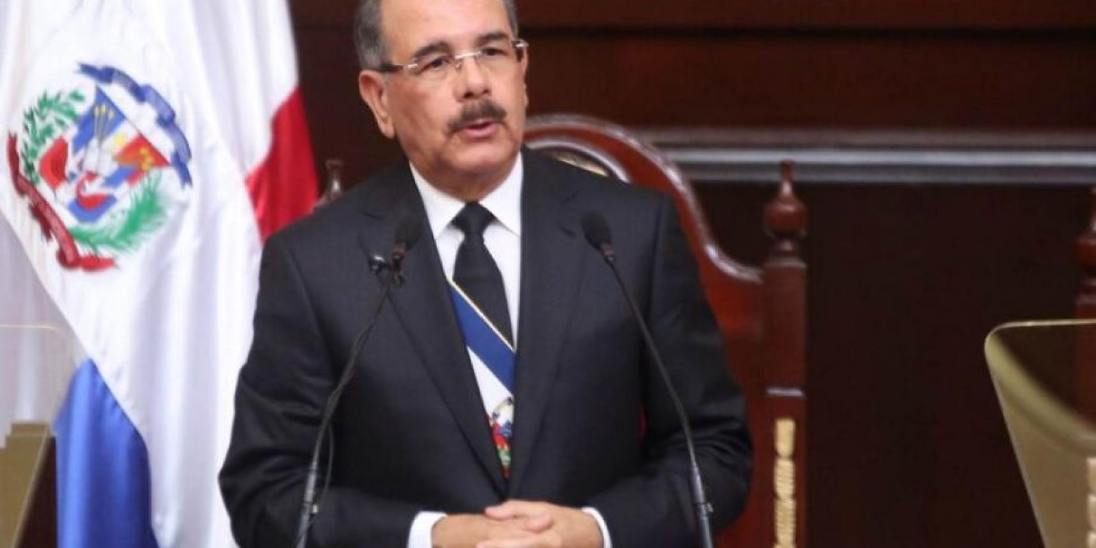 Danilo Medina, presidente de RD