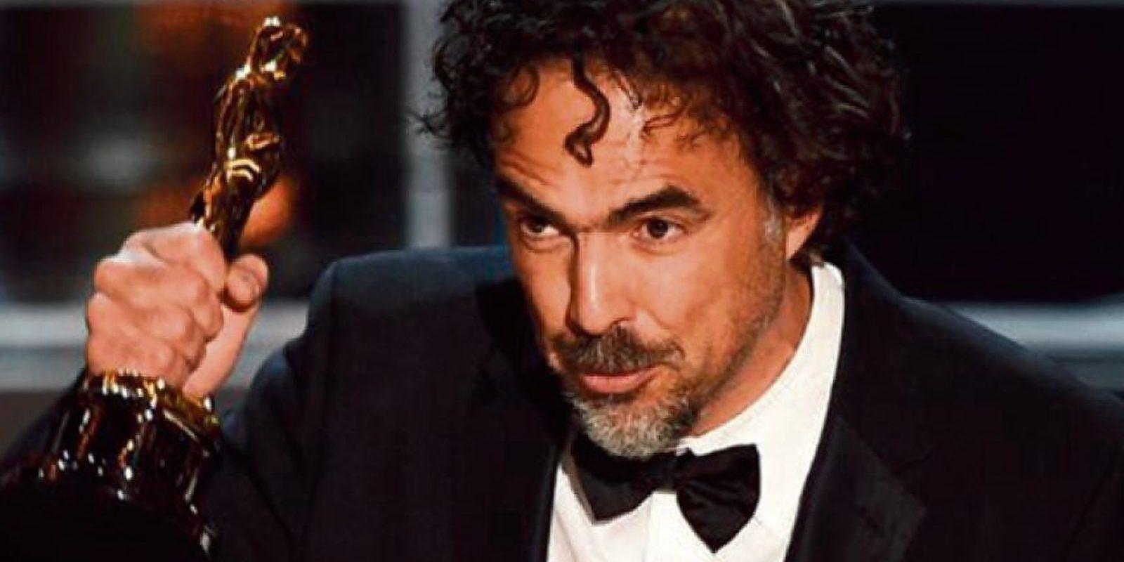 Iñárritu dijo espera terminen los prejuicios en Hollywood. Foto:Fuente Externa.