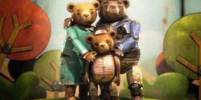 Chile se estrena en La Academia: Los minions se encargaron de presentar a los nominados a Mejor corto animado, y el corto chileno Historia de un oso fue el ganador de la primera estatuilla dorada para Chile. Foto:Fuente Externa