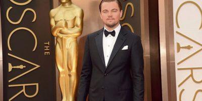 DiCaprio logró su esperada estatuilla. Foto:Fuente Externa.
