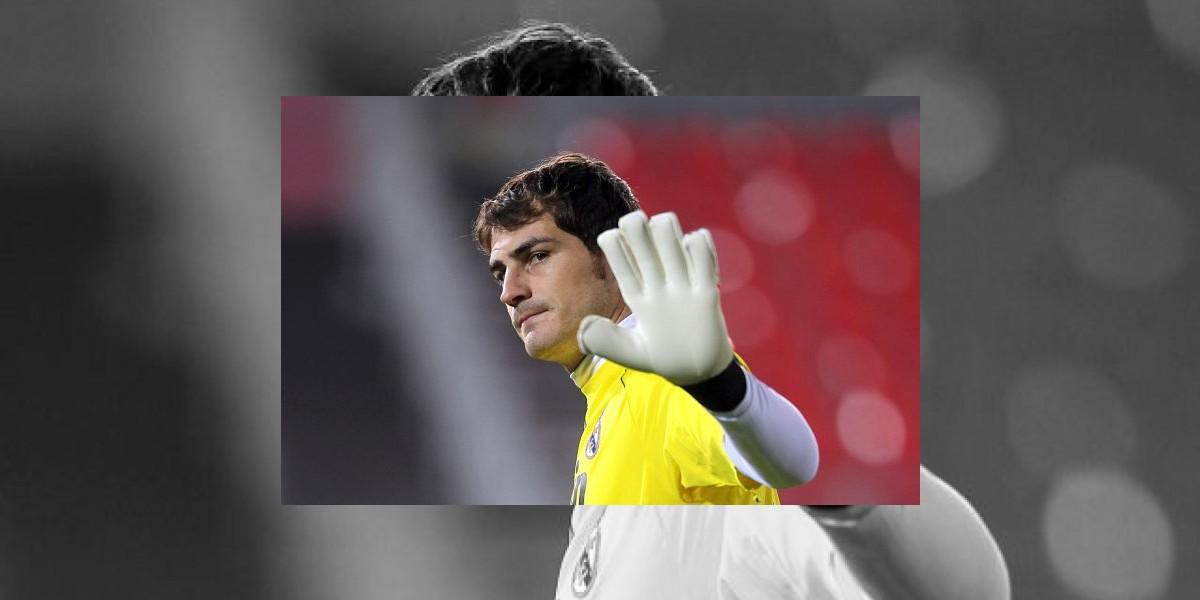 Casillas responde a Piqué: Que veas conmigo la final de