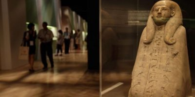 Las condiciones para convertirse en momia Foto:Getty Images