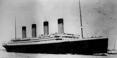 Fue el año bisiesto 1912, cuando el Titanic se hundió, dejando a más de mil personas muertas. Foto:Getty Images