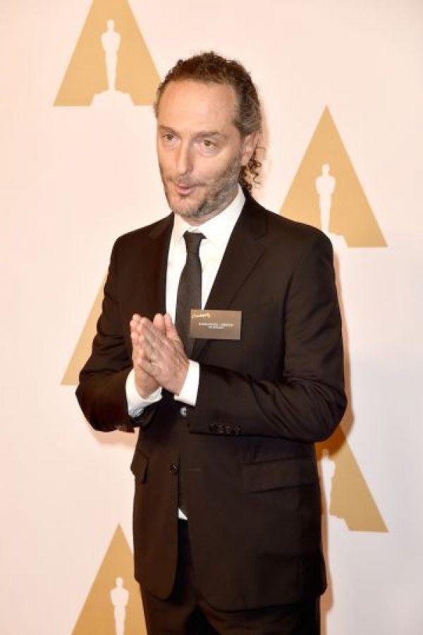 "Mejor cinematografía – Emmanuel Lubezki por ""The Revenant"" Foto:Getty Images"