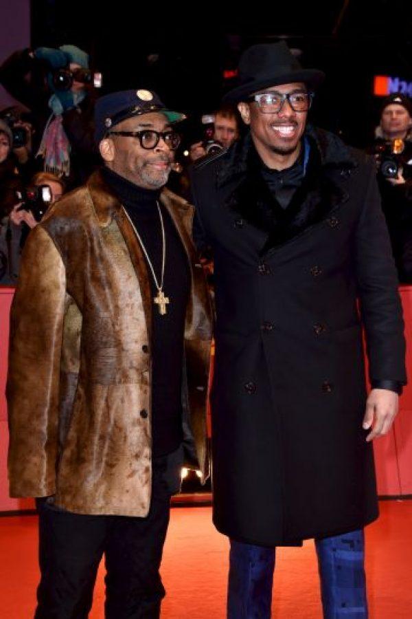 Oscar honorífico – El director Spike Lee Foto:Getty Images