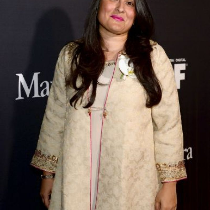"Mejor corto documental – Sharmeen Obaid-Chinoy por ""A Girl in the River: The Price of Forgiveness"" Foto: Getty Images"