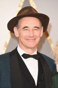 """Mejor actor secundario – Mark Rylance por """"Bridge of Spies"""" Foto:Getty Images"""