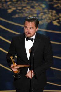 Leo agradeció a todos: sus maestros, sus padres, sus seguidores y sus amigos. Foto:Getty Images