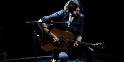 El homenaje de Dave Grohl en los premios Oscars 2016 causa controversia