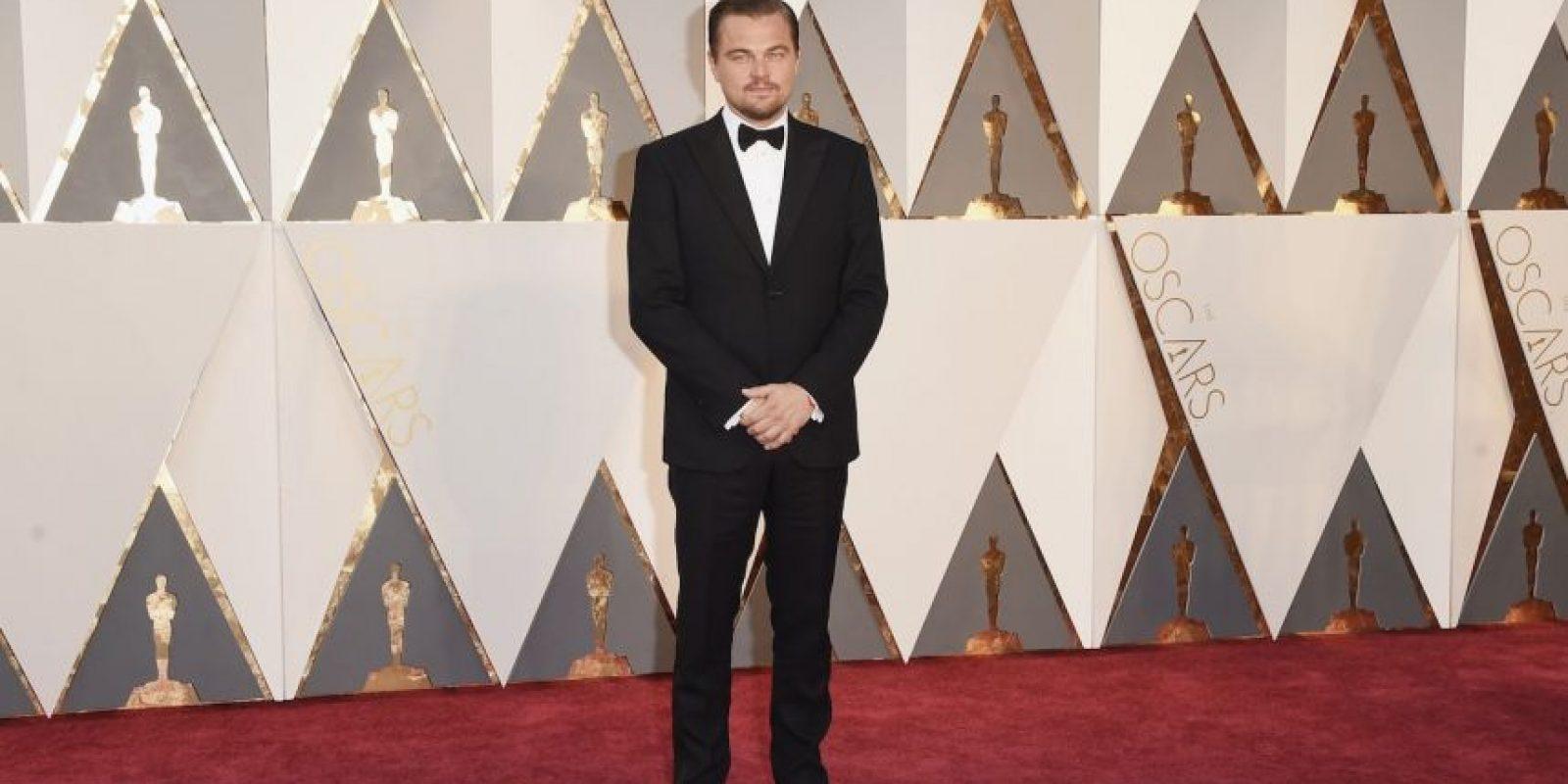 El actor fue uno de los más aclamados de la noche Foto:Getty Images
