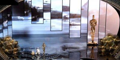 """""""C-3PO"""" y """"R2D2"""" regresaron al escenario de los premios Oscars luego de 38 años"""