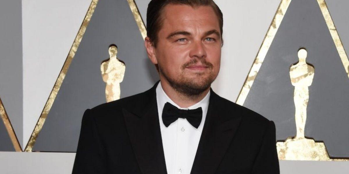Esta es la razón por la que Leonardo DiCaprio se siente abrumado