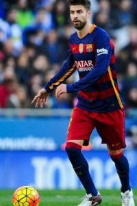 Gerard Piqué. Foto:Getty Images