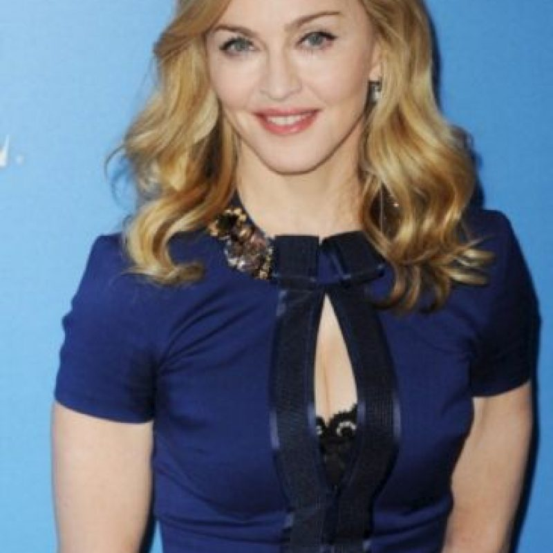 Madonna. Foto:Getty Images