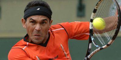 Víctor Estrella: Líder absoluto de RD en Copa Davis