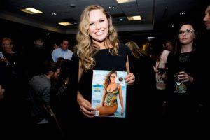 Su último logro es ser portada de la edición 2016 de Swimsuit de Sports Illustrated. Foto:Getty Images