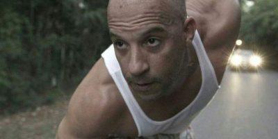 Imágenes de Vin Diesel en grabación de película en RD